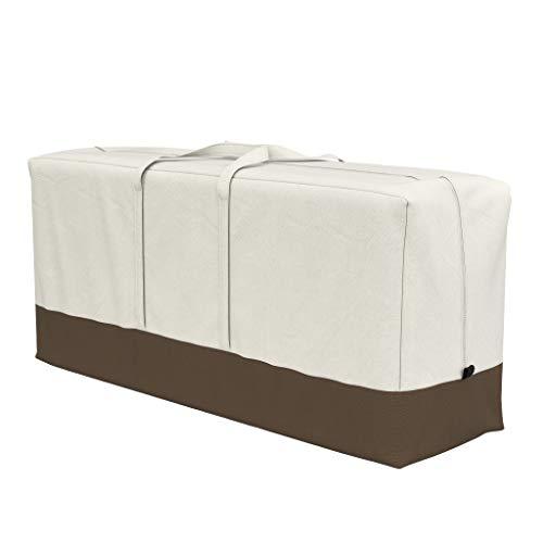 Amazon Basics Aufbewahrungstasche für Gartenmöbel-Sitzkissen / -Sitzbezüge