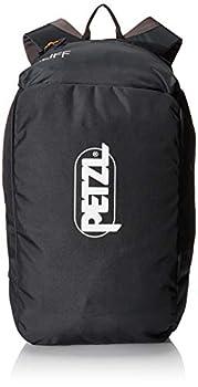 PETZL Kliff Rope Pack Black Black One Size