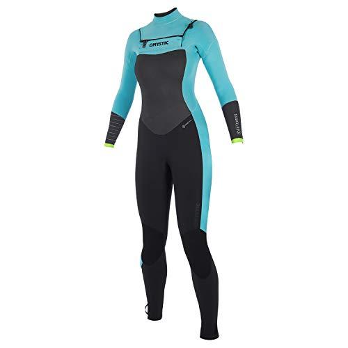 Mystic Dames wetsuit Dutchess 5/4 Double Fzip Mint XS