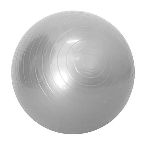 IPOTCH Bola de Yoga Pelota de Entrenamiento Equipo de Ejercicios de Estabilidad Aeróbica Abdominal para Gimnasio - 85cm