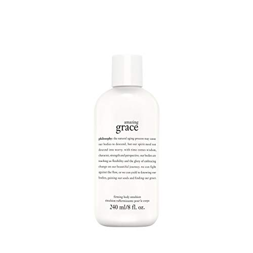 philosophy Amazing Grace Firming Body Emulsion, 8 Fl Oz