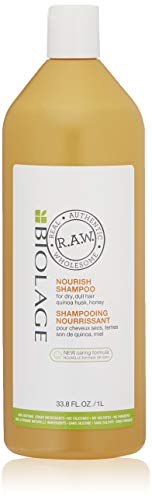 BIOLAGE RAW Silicone & Paraben Free Shampoo