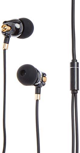 LIAM & DAAN In-Ear Kopfhörer Urban - EP Power Bass - LD Keramik Design - High Class - Modell 2019 optimierte Geräuschunterdrückung