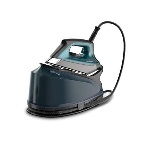 Rowenta DG7621 Compact Steam PRO Caldaia ad Alta Pressione 6.2 Bar, Tecnologia Eco, 2200 W, Blu