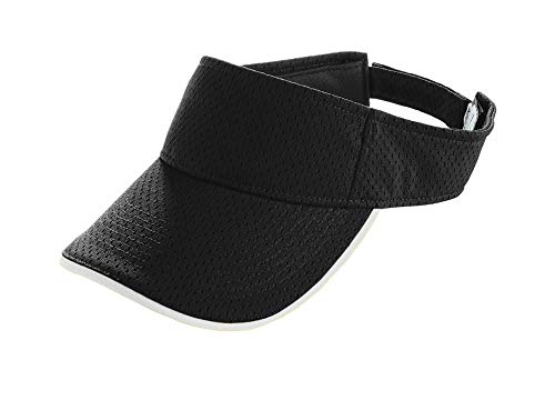 Augusta Sportswear Boys' One Size 6224, Black/White