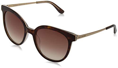 JUICY COUTURE JU 610/G/S Sunglasses, DKHAVANA, 55 Womens