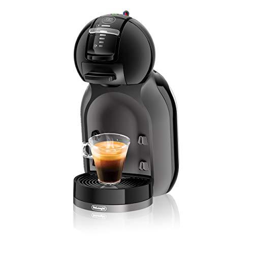 De'Longhi EDG 305.BG | NESCAFÉ Dolce Gusto Mini Me | Kapsel Kaffeemaschine, Farbe Schwarz / Grau