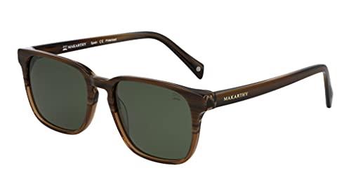 MAKARTHY Gafas de Sol Polarizadas Unisex Modelo HANKO (Verde)