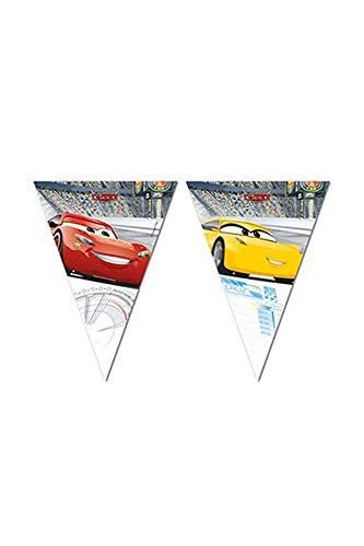 Procos 87805P Folat Wimpelkette Cars 3, erhältlich