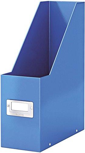 3er Pack Leitz, Stehsammler Click & Store, 604700 (blau   3er Set)