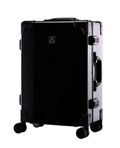 Andiamo Classico Suitcase with Built-in TSA Lock -...
