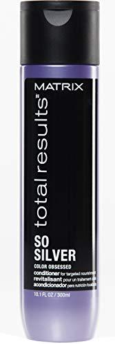 Matrix acondicionador So Silver neutralizador de rubios, 300 ml