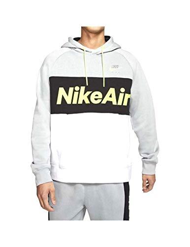 Nike Sudadera Air Lt Smoke Gris Hombre