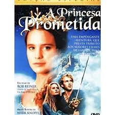 DVD - A princesa prometida