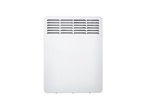 AEG Wandkonvektor WKL 505 für ca. 5 m², 500 W, 5-30 °C, wandhängend, LC-Display, Wochentimer, Metall, Ökodesign 2018, 236531