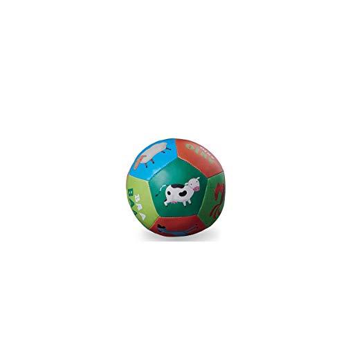 Crocodile Creek Mein erster Spielball - Die Tiere vom Bauernhof mit viele Farben und Tieren, 13 cm