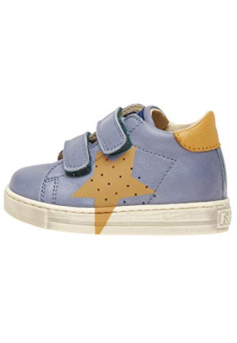 Falcotto Venus VL-Sneaker-Jeans azurblau 18