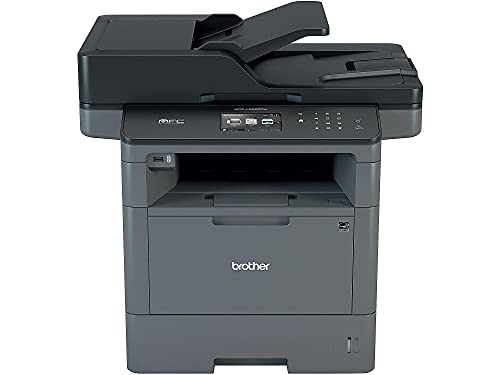 Brother MFC-L5850DW Monochrome Laser All-in-One Printer, Copier, Scanner, Fax