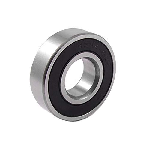 Goodplan Premium Quality 6204-2RS 6204 2RS Shield Sealed Kugellager 20 x 47 x 14mm