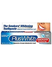 Plus White Sigara İçenler İçin Beyazlatıcı Diş Macunu