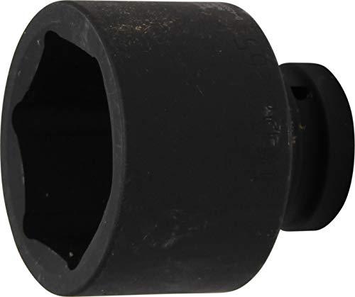 "BGS 5865 | Kraft-Steckschlüssel-Einsatz Sechskant | 25 mm (1"") | SW 65 mm"
