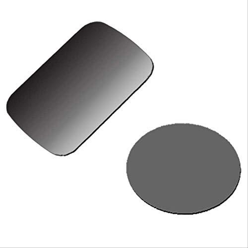 mengzhifei Soporte Magnético Universal del Orificio De Ventilación del Soporte del Aire del Teléfono del Coche En El Soporte del Vinilo del Teléfono del GPS del Coche Gris