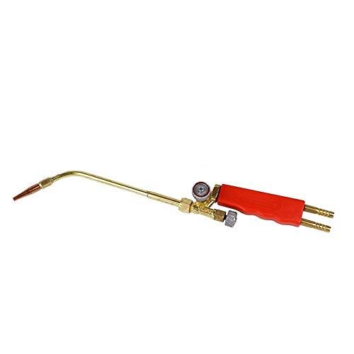 Heizung Fackel Schweißbrenner Gas Acetylen/Propan (Flüssiggas) Anwärmbrenner Reparatur for Klimaanlage Kupfer/Aluminium-Rohr-Schweiß Qualitäts-Beruf