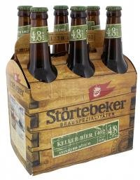 Störtebeker Keller Bier 6x 0,5l MW