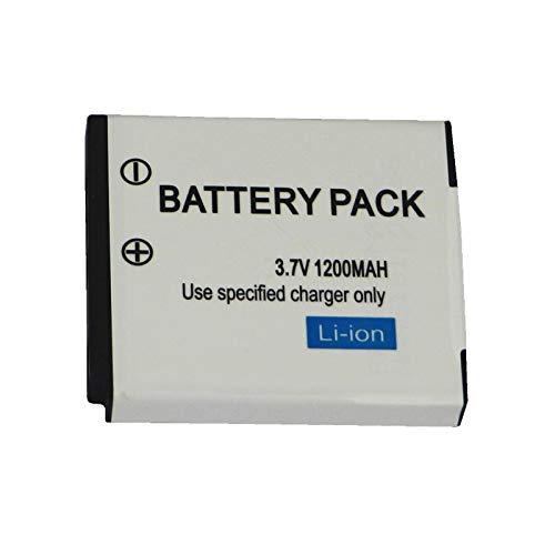 Grehod 3.7V 1200mAh NP-50 FNP50 NP50 batería para Fujifilm X10 X20 XF1 F50 F75 F665 F775 F900 EXR F505 F305 F85 F200 F100 1pcs