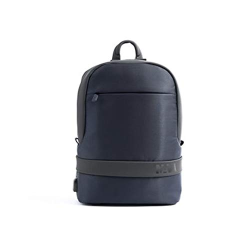 NAVA DESIGN Zaino Blu Easy Advance Porta Computer