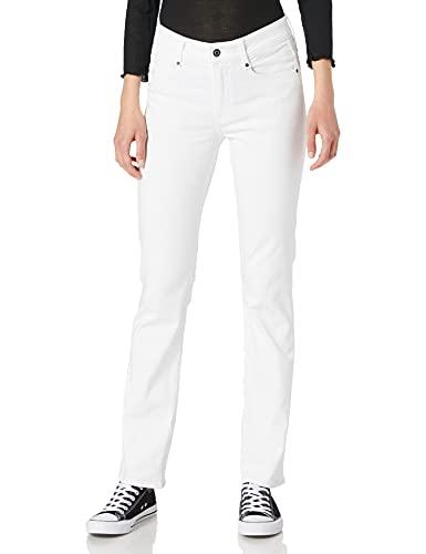 G-STAR RAW Noxer Straight Jeans, White C267-110, 26W x 32L