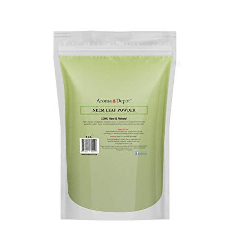 1 lb / 16 oz Neem Leaf Powder No Pr…
