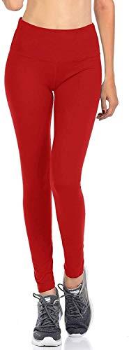 KTYXGKL Longitud Completa y Capri Leggings Yoga Cintura |Sólido Cepillado Ropa Interior térmica (Color : 31, Size : 3X-Large)