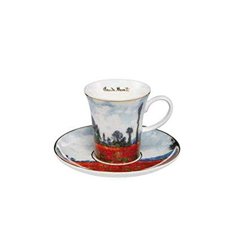 Goebel Mohnfeld - Espressotasse Artis Orbis Claude Monet Bunt Fine Bone China 67011801