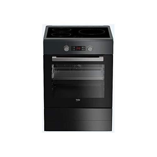 Beko fse58300acs - cuisiniere Table Induction - 3 Zones - Four électrique - Catalyse - 60 l - a - l 50 x h 85 cm