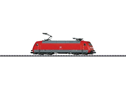 Trix 16081 - E-Lok BR 101 DB AG, Minitrix