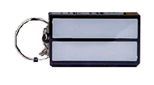 Mini Lightbox sleutelhanger - met 90 letters en symbolen