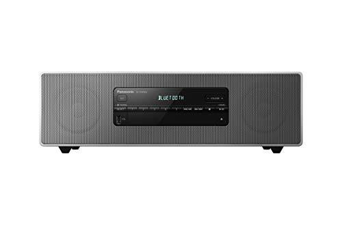 Panasonic SC-DM502 Premium Stereoanlage mit DAB+ und Bluetooth-Verbindung, weiß