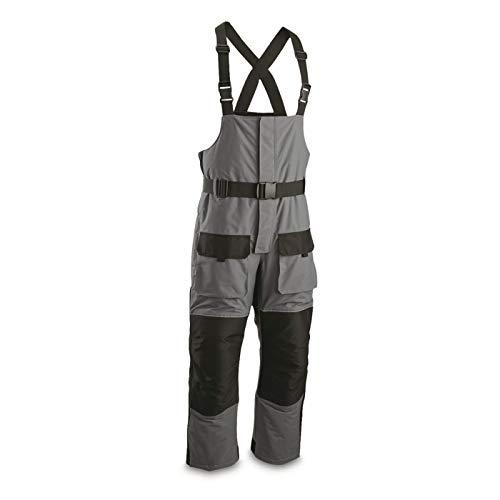 5. Guide Gear Barrier Ice Waterproof Insulated Ice Fishing Bibs