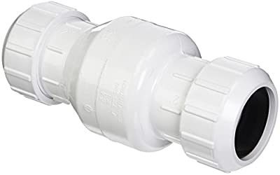 """2"""" PVC Compression Check Valve by Zoeller"""