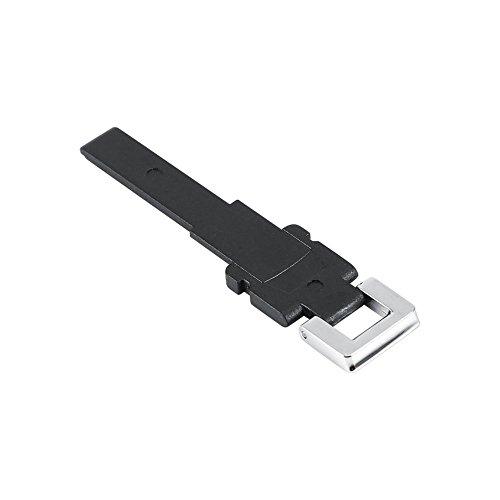 Notschlüsselblatt für Schlüsselbund Ersatz-Notschlüsselblattrohlingeinsatz Smart Remote-Ersatzschlüssel