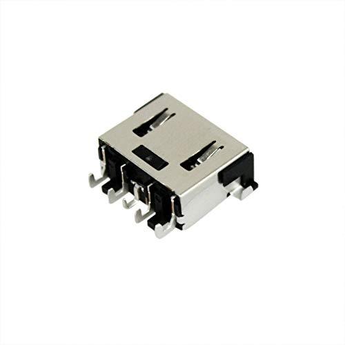 Zahara - Conector de alimentación CC de repuesto para Lenovo IdeaPad 330-15ICH L340-15IRH Legion Y530-15ICH 81FV Y545 Y730-15ICH