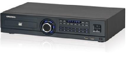 GRH-K2116A GRUNDIG, 16-Kanal H.264 HD-SDI-Rekorder mit DVD-RW-Laufwerk von GRUNDIG