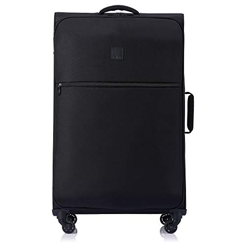 Tripp Black Ultra Lite 4 Wheel Large Suitcase