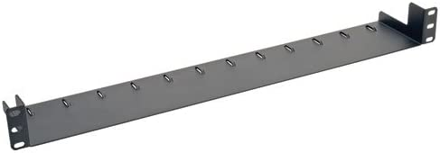 Tripp Lite Horizontal Rack Server Cabinet Mount Cable Management Tray Components SRCABLETRAY1U