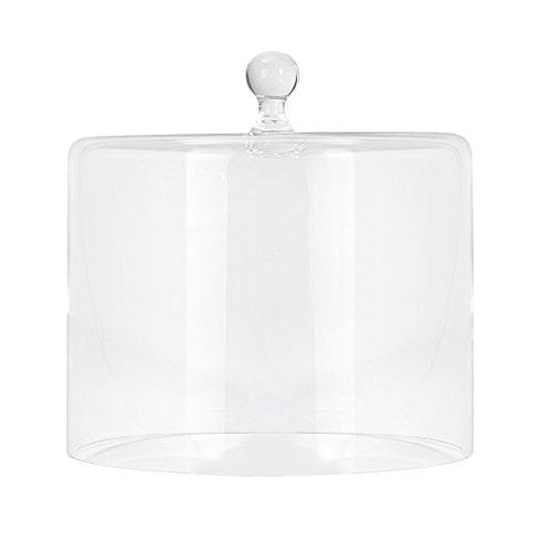 GSD Glasglocke für Käse-Rondell Käse-Hobel