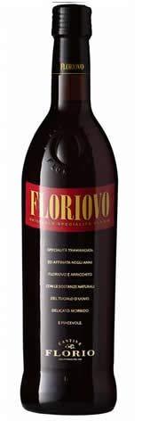 Florio Marsala all'uovo Floriovo 0,75 lt.