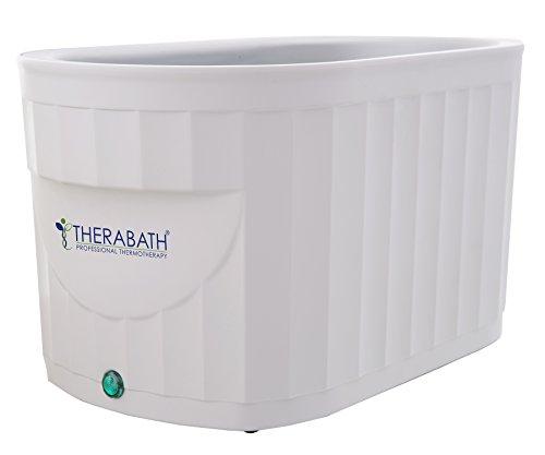 Therabath Paraffin-Badewanne mit Paraffin-Wachs