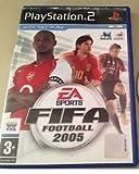 SPORTS FIFA FOOTBALL 2005 PLAYSTATION 2