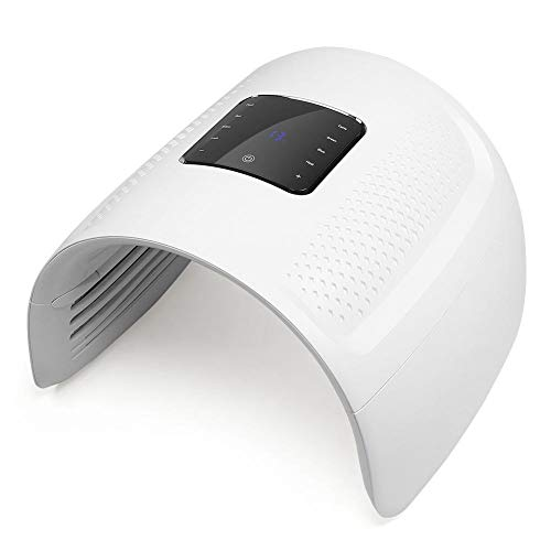 4 led-fotonenlichttherapie-apparaat, led-lichttherapie-masker, foto-apparaat voor huidverjonging, Spa-acne-verwijderaar tegen rimpels, LED-lichtbehandeling EU